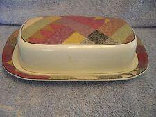 STUDIO NOVA CHINA Butter Dish PALM DESERT
