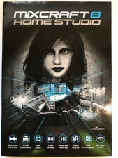 Acoustica Mixcraft 8 Home Studio PC NEW!