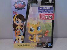 LITTLEST PET SHOP LPS GERRY GOLDMAN THE GERBIL #3881 B1743/A9191 NEW! LOW S&H!