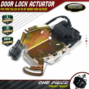 Door Lock Actuator for Ford Falcon AU BA BF 1998-02/2006 Front Right BAFF21812A