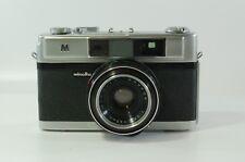 Vintage range finder camera Minolta A5 with Rokkor 45mm 2.8 Ref.210181