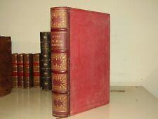Livre Ancien illustré Espagnol XIXème 1882 Historia de Gil Blas de Santillana