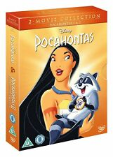 Pocahontas/Pocahontas II - Journey to a New World (Amaray Case) [Blu-ray]