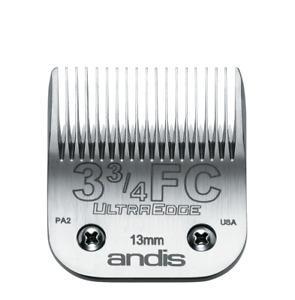 ANDIS Ultra Edge Detachable Grooming Blade Sz 3 3/4FC Dog Pet Grooming USA