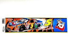 Terry Labonte #5 Kelloggs (2001) Bumper Sticker/Strip (Nascar)(Wincraft)