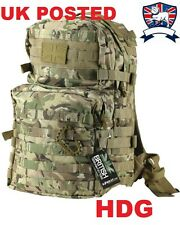 KOMBAT BTP ASSAULT PACK MOLLE 40L RUCKSACK BACKPACK MULTICAM  MTP BRITISH ARMY