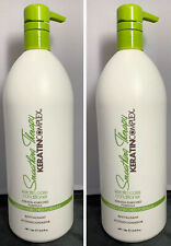 2 Keratin Complex Smoothing Therapy Keratin Care Conditioner 33.8oz Ea (353g)