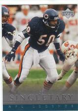 MIKE SINGLETARY 2000 Upper Deck Legends card #6 Chicago Bears Football NR MT