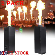 2X 200W Fire Thrower DMX Stage Effect Flame Projector Machine Disco Show Party