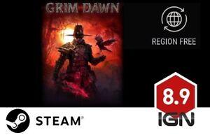 Grim Dawn [PC] Steam Download Key - FAST DELIVERY
