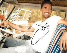 COUNTRY SINGER JAKE OWEN HAND SIGNED 8x10 INCH PHOTO W/COA