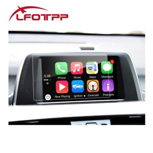 LFOTPP Car Navigation Screen Protector Tempered Glass Film For 2018 BMW X1 F48