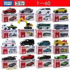 Tomica Alloy Car Model No.1-60 Kids Toys Engineering Vehicle Automobile