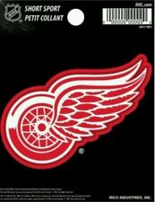 Detroit Red Wings Die Cut Decal from Rico