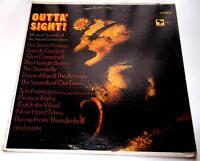 Otta Sight 1968  Capitol 6554  Original 1960s  Rock  Human Beinz  Standells  VG+