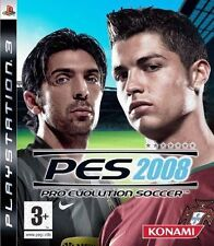 Pes - Pro Evolution Soccer 2008 PS3