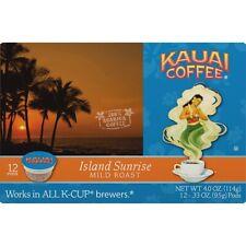 Kauai Coffee Island Sunrise Keurig K-Cups
