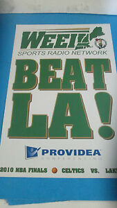 NBA- L.A. LAKERS V. BOSTON CELTICS 2010 NBA FINALS- KOBE BRYANT'S LAST TITLE