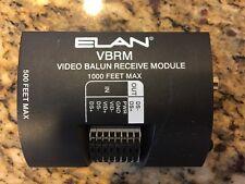 Elan VBRM Component Balun/ Video Receive Module