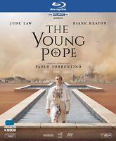 The Young Pope - Serie Tv - Collezione Completa - Cofanetto Con 4 Blu Ray Nuovo