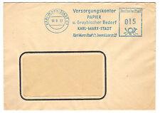 AFS, Versorgungskontor Papier ..., o Karl-Marx-Stadt C 1, 18.9.57