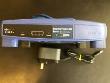Linksys Ethernet Cable / DSL Router 4 Port Switch