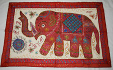 New Elephant Wall Hanging - Hippy Ethnic Fairly Traded Boho India