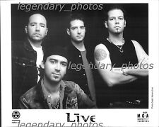 Live Radio Active and MCA Records Original Press Photo