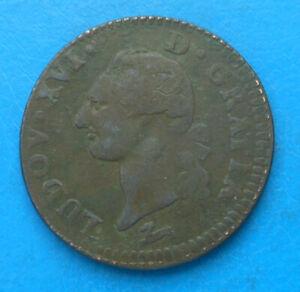 Louis XVI , sol à l'écu 1787 R Orléans