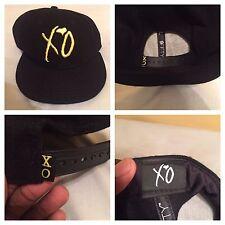 RARE NEW The Weeknd XO x New Era BBTM Snapback Cap