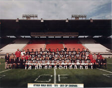 Cfl Ottawa Rough Riders 1976 Grey Cup Champions Color 8 X 10 Photo Picture