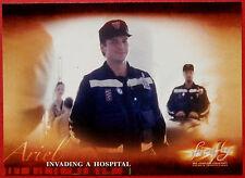 Joss Whedon's FIREFLY - Card #37 - Invading a Hospital - Inkworks 2006