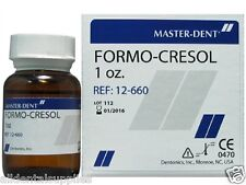 Dental Master-Dent FormoCresol or Formo Cresol 30ml (1oz.) 12-660 - Dentonics