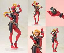 Lady Deadpool Bhishoujo 1/7 Scale Statue Marvel Kotobukiya MK194 New Genuine