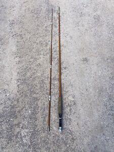 Vintage 8 1/2' South Bend Custom '3150' Fiberglass fishing pole 2-piece