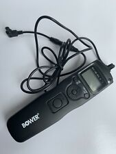 Bower RCLC3R LCD Timer and Remote Shutter Release for Canon ™ EUC
