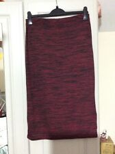 Brand New No Tags, Ladies New Look Pencil Stretch Skirt In A Uk 14