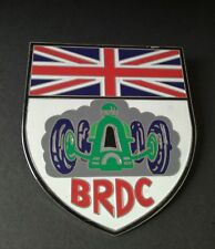 Anagrama British Racing Drivers' Club