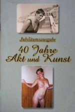 AKt Jubiläum foto NACKT frau girl mädchen behaart woman fkk 1989 ddr JOKE sexy