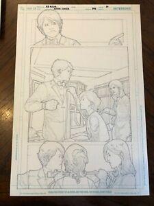 RB Silva Action Comics #896 p. 21 original art (Jimmy Olsen story)