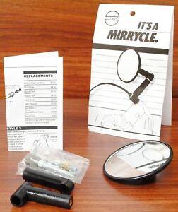 MIRRYCLE VINTAGE ROAD BIKE BICYCLE REAR VIEW MIRROR NEW
