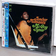 BLUE NOTE CD TOCJ-6683: McCOY TYNER - Tender Moments - OOP JAPAN 2006 OBI NEW