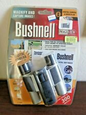 Bushnell Image View 10x25 Digital Camera & Binoculars 11-1025C, New Nip