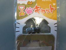 Niconico Nekomura Hitoko Cute cat 3.5mm earphone jack plug Port dust cover (S5)