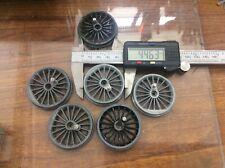 o gauge course scale wheels