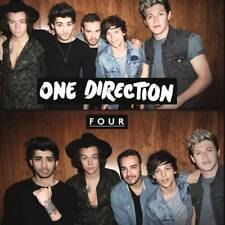 ONE DIRECTION / 1D ( NEW SEALED CD ) FOUR / 4