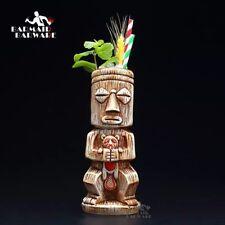 party Hawaiian Tiki Mug voodoo god Cocktail Cup Beer Beverage Wine Ceramic decor