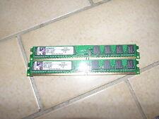 2GB Swissbit DDR2 Desktop RAM PC2-5300U-555 667MHz CL5 DIMM MEU25664D6BC2EP-30R