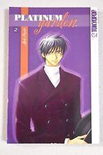 Platinum Garden Volume 2 by Maki Fujita Tokyopop English Manga