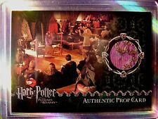 Harry Potter-POA-Update-AUTHENTIC-Prop Card-Divination Class-Table Cloth